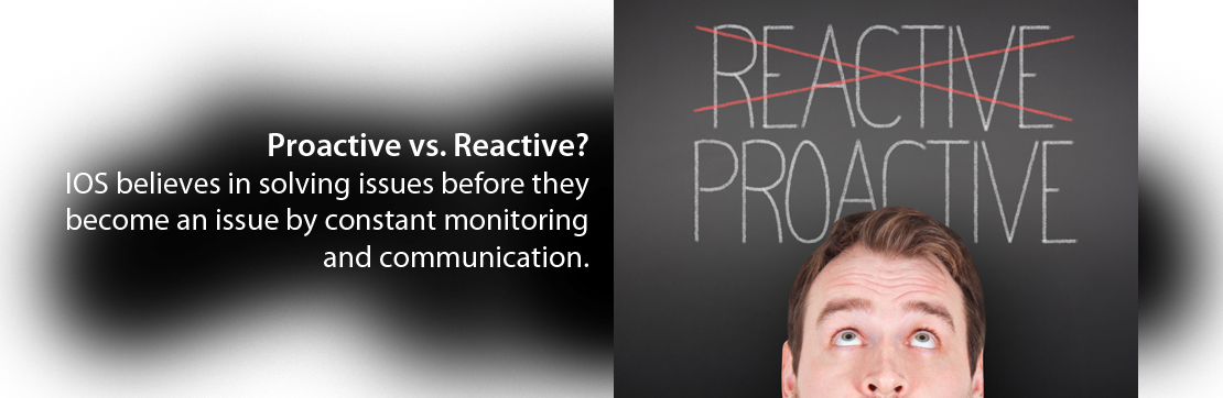 Image Result For Instead Of Proactive Reactive